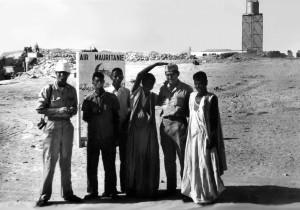 661 Port Etienne - 0208 - Dzięcioł & Lobo z arabami